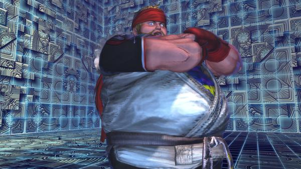 Street Fighter X Tekken: Bob (Swap Costume) (DLC)