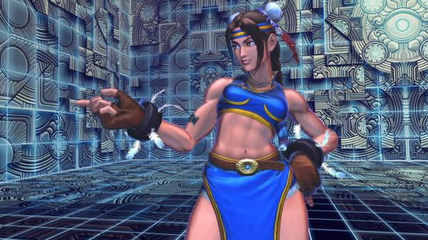 Street Fighter X Tekken: Julia (Swap Costume) (DLC)