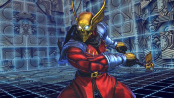 Street Fighter X Tekken: Yoshimitsu (Swap Costume) (DLC)