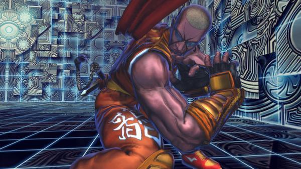 Street Fighter X Tekken: Raven (Swap Costume) (DLC)