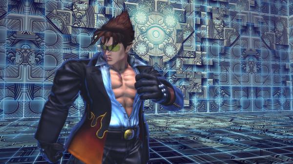 Street Fighter X Tekken: Jin (Swap Costume) (DLC)