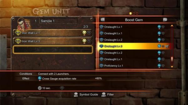 Street Fighter X Tekken: SF Booster Pack 3  (DLC)