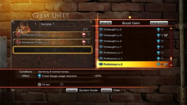 Street Fighter X Tekken: SF Booster Pack 6  (DLC)