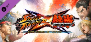 Street Fighter X Tekken: SF Booster Pack 8