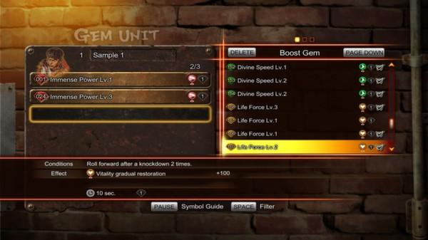 Street Fighter X Tekken: SF Booster Pack 8  (DLC)