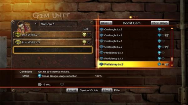 Street Fighter X Tekken: TK Booster Pack 4  (DLC)