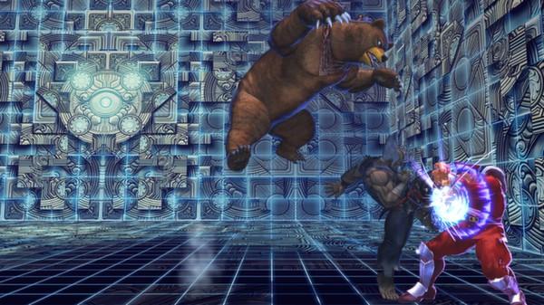 Street Fighter X Tekken: Gems Assist 4  (DLC)