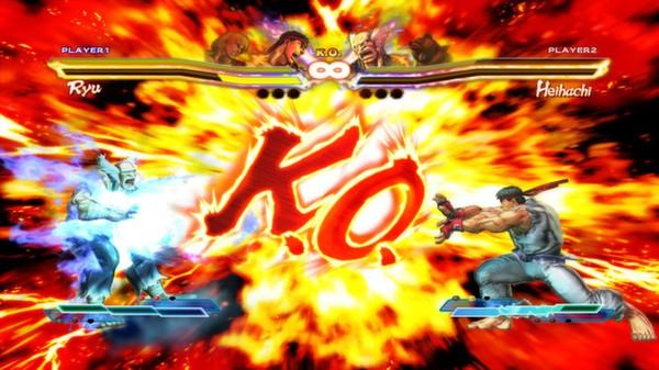 Street Fighter X Tekken: Gems Assist 6  (DLC)