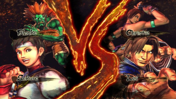 Street Fighter X Tekken: Additional 12 Characters Pack (DLC)