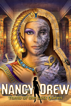 Nancy Drew: Tomb of the Lost Queen poster image on Steam Backlog