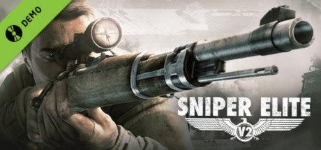 Sniper Elite V2 Demo cover art