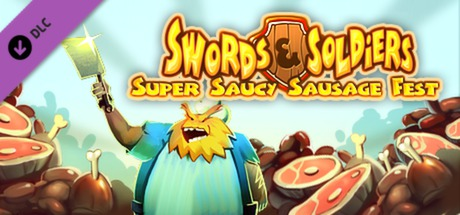 Купить Swords and Soldiers - Super Saucy Sausage Fest DLC