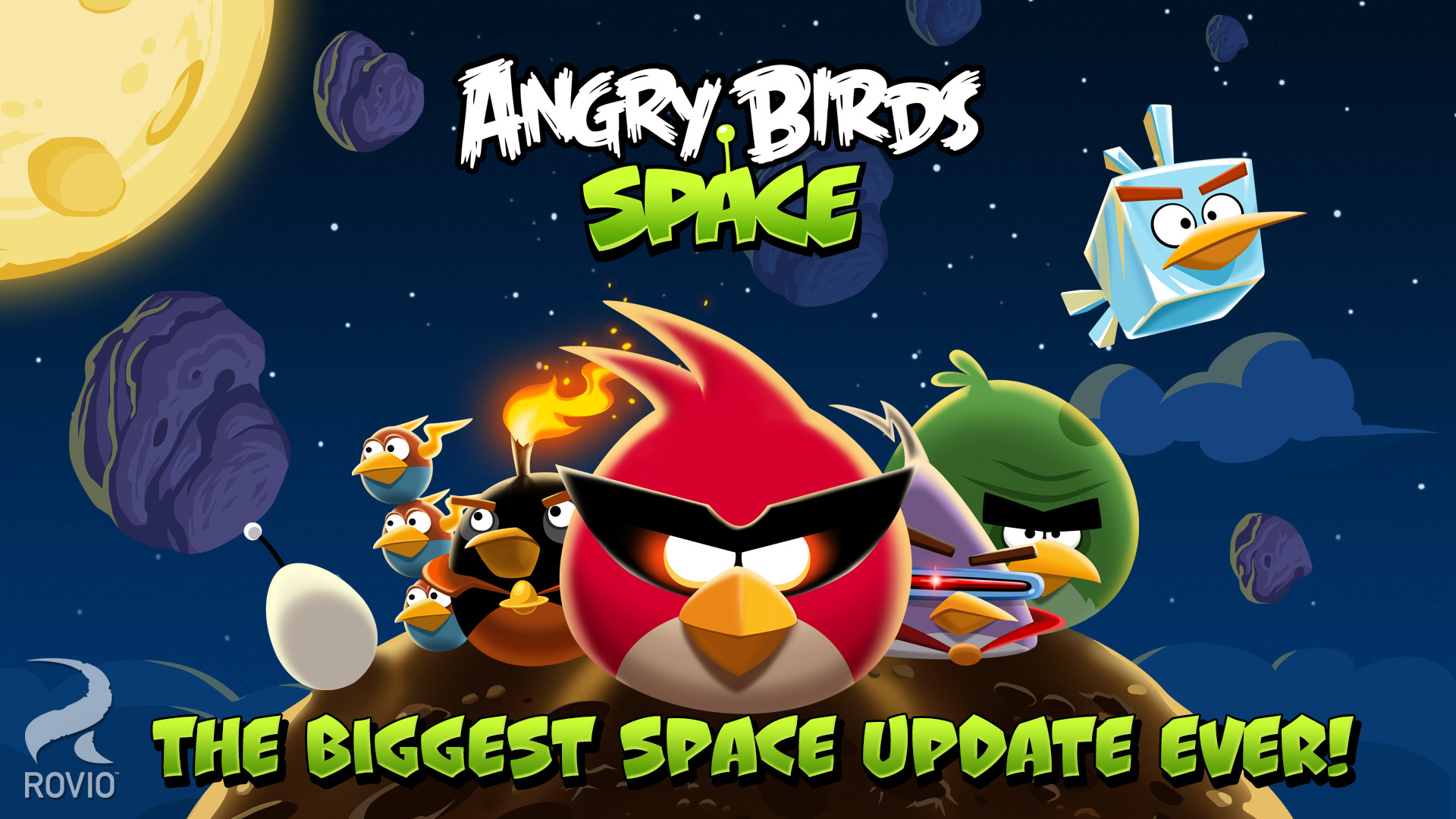 Angry Birds Space On Steam