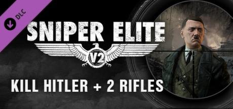 Sniper Elite V2 - Kill Hitler + 2 Rifles