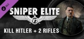 Sniper Elite V2 - Hitler Mission DLC cover art