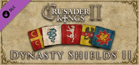 Купить Crusader Kings II: Dynasty Shield II (DLC)