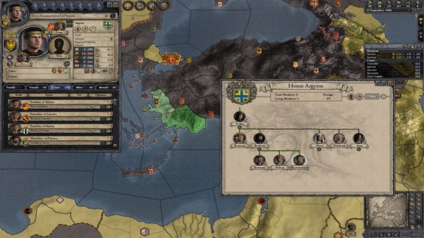 Crusader Kings II: Dynasty Shield II (DLC)