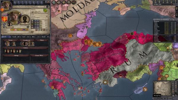 Crusader Kings II: Dynasty Shield II (DLC)