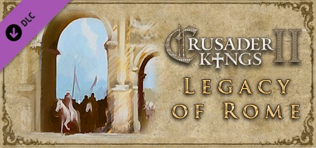 Купить Expansion - Crusader Kings II: Legacy of Rome (DLC)