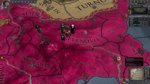 Expansion - Crusader Kings II: Legacy of Rome (DLC)