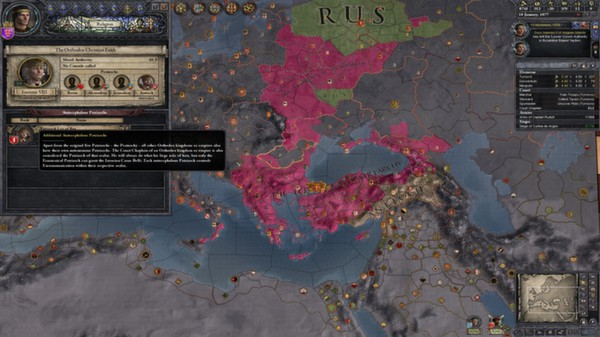 Expansion - Crusader Kings II: Legacy of Rome (DLC)