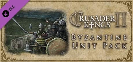Купить Crusader Kings II: Byzantine Unit Pack (DLC)
