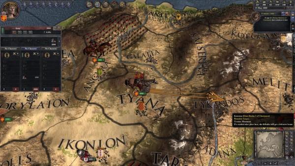Crusader Kings II: Byzantine Unit Pack (DLC)