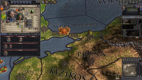 Crusader Kings II: Mediterranean Portraits (DLC)