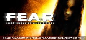 F.E.A.R. cover art