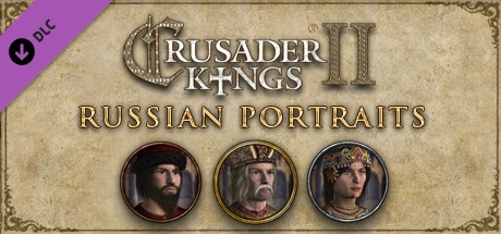 Купить Crusader Kings II: Russian Portraits (DLC)