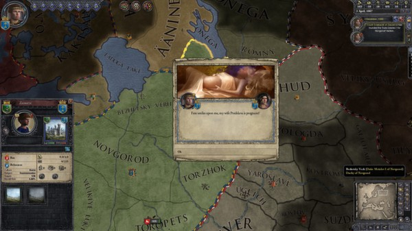 Crusader Kings II: Russian Portraits (DLC)