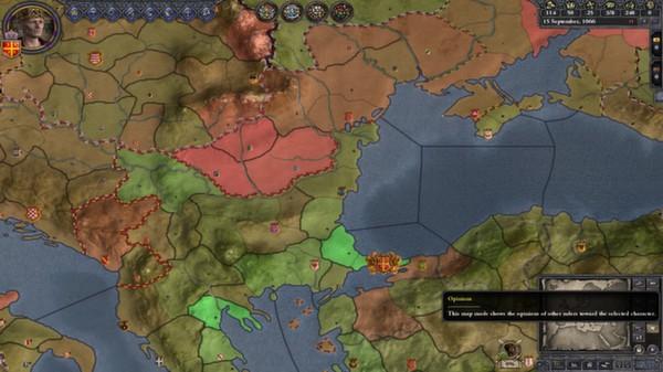 Crusader Kings II: Songs of Byzantium (DLC)