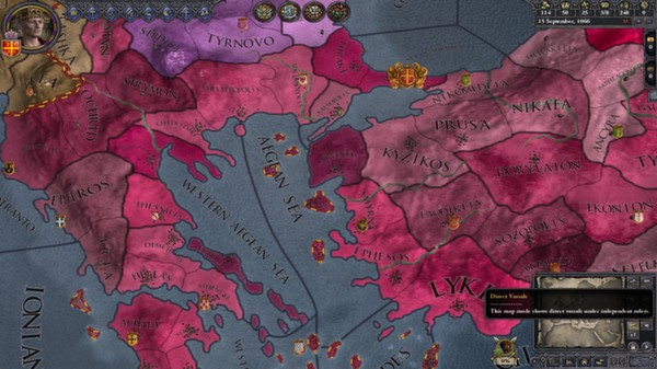 Crusader Kings II: Songs of Byzantium  (DLC)