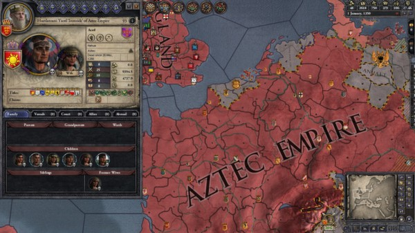 Expansion - Crusader Kings II: Sunset Invasion (DLC)