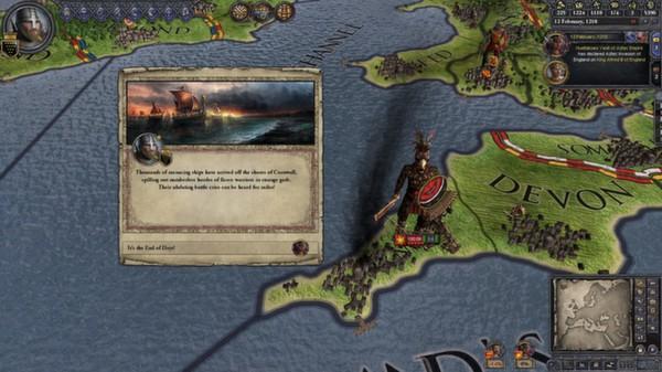 Expansion - Crusader Kings II: Sunset Invasion (DLC)