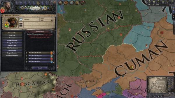 Crusader Kings II: Songs of the Rus (DLC)