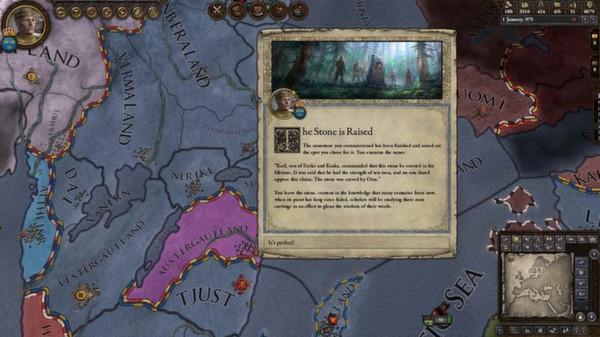 Expansion - Crusader Kings II: The Old Gods (DLC)