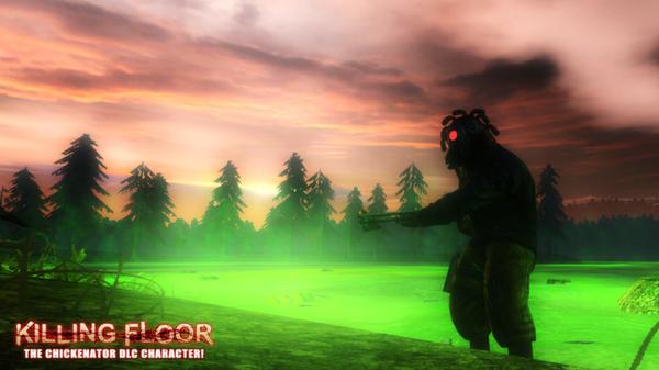 Killing Floor - The Chickenator Pack (DLC)
