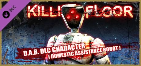 Купить Killing Floor - Robot Special Character Pack (DLC)
