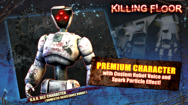 Killing Floor - Robot Special Character Pack (DLC)