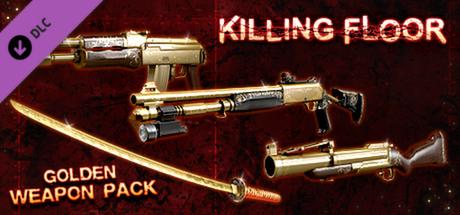 Купить Killing Floor - Golden Weapons Pack (DLC)