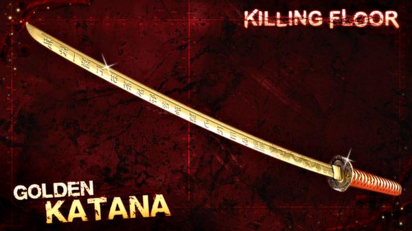 Killing Floor - Golden Weapons Pack (DLC)