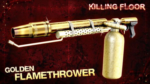 Killing Floor - Golden Weapon Pack 2 (DLC)