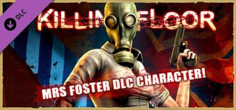 Killing Floor - Mrs Foster Pack