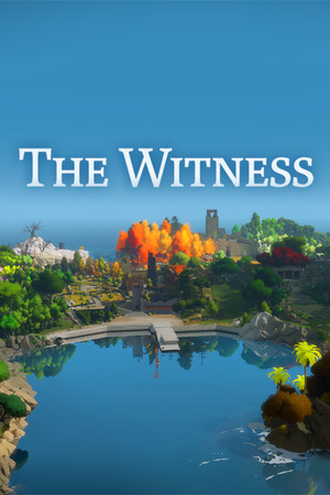 The Witness poster image on Steam Backlog
