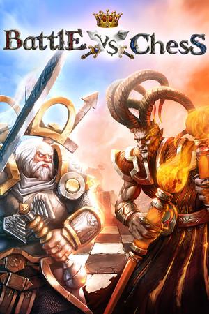Battle vs Chess poster image on Steam Backlog