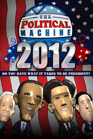 The Political Machine poster image on Steam Backlog