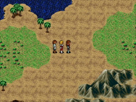 Phantasy Star IV: The End of the Millennium