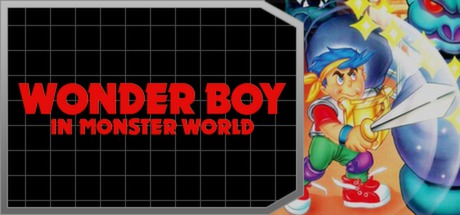 Wonder Boy in Monster World title thumbnail