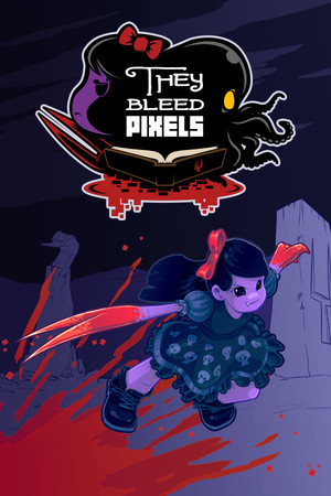 They Bleed Pixels poster image on Steam Backlog